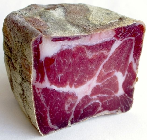Coppa, portion, 300 gr.